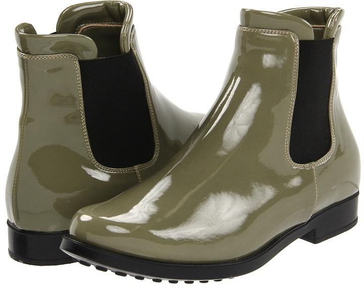 Aquatalia by Marvin K Yen (Khaki Specchio Patent) - Footwear