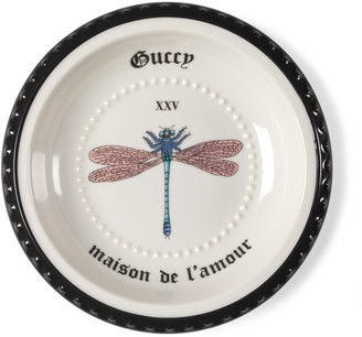 Gucci Dragonfly trinket tray