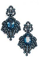 Tasha Women's Crystal Drop Earrings