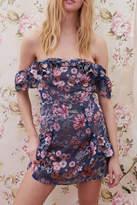 For Love & Lemons Flora Mini Dress