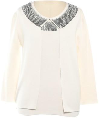 Christian Dior White Silk Knitwear for Women