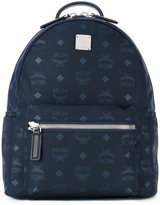 MCM small Dieter Monogrammed backpack