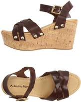 Andrea Morelli Sandals - Item 11184354
