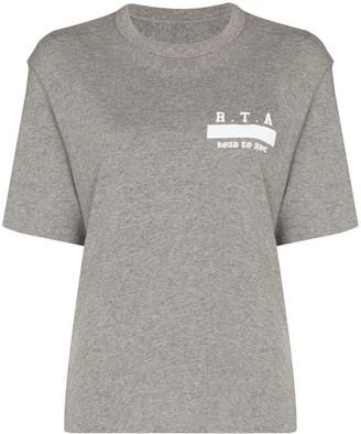 RtA Benji logo-print T-shirt