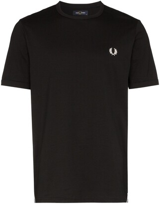 Fred Perry logo front T-shirt