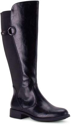 Wanted Stretch Back Tall Riding Boots - Troy