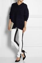 Isabel Marant Nyoka stretch-cotton skinny pants