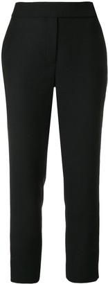 Osman Tailored Cropped Trousers