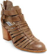 Steve Madden Frenchey Leather Booties