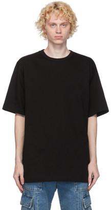 Juun.J Black Back Graphic T-Shirt