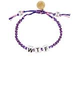 Venessa Arizaga WTF Bracelet