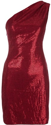 HANEY Valentina sequined dress