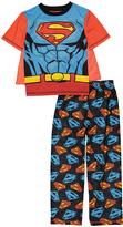 Komar Kids Superman Pajama Set & Cape - Boys