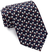 Tailorbyrd Elephant Silk Tie