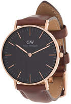 Daniel Wellington Classic Black St. Mawes watch