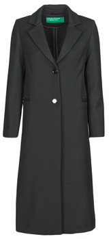 Benetton 2AMF5K2P5 women's Coat in Black