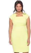 ELOQUII Plus Size Erika Sheath Dress