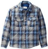 Sovereign Code Redding Plaid Flannel Coat (Toddler & Little Boys)