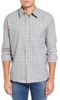 Billy Reid Men's Tuscumbia Standard Fit Sport Shirt