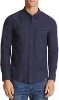 Blank NYC Blanknyc Welt Pocket Regular Fit Button-Down Shirt