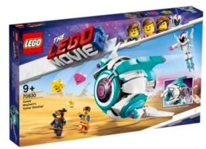Lego Sweet Mayhem's Systar Starship! 70830