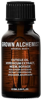GROWN ALCHEMIST 15ml Cuticle Oil
