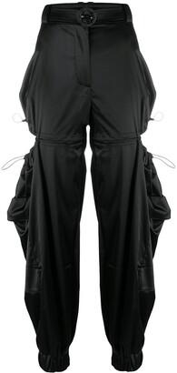 NO KA 'OI All Elements drawstring cargo trousers