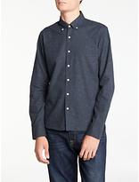 Denham Edge Shirt, Indigo