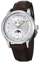 Maurice Lacroix Men's LC6068-SS001132 Les Classiqu Moon Phase Dial Watch