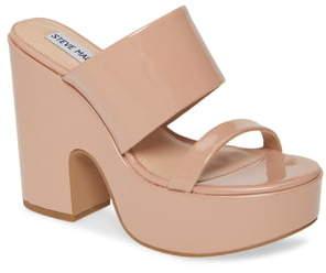 3d2e3b670ce Elevate Platform Slide Sandal
