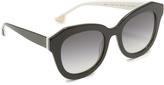 Alice + Olivia Frank Sunglasses