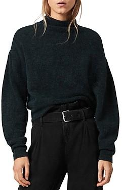 AllSaints Vika Balloon Sleeve Sweater