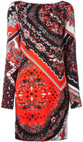 Just Cavalli paisley patterned dress - women - Viscose - 40