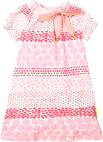 Morgan & Milo Strawberry Pink Ruby Dress - Toddler & Girls