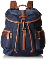 Calvin Klein Nylon Fashion Backpack Handbag