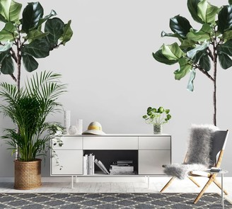 Pottery Barn Fiddle Leaf Tree Wall Decal