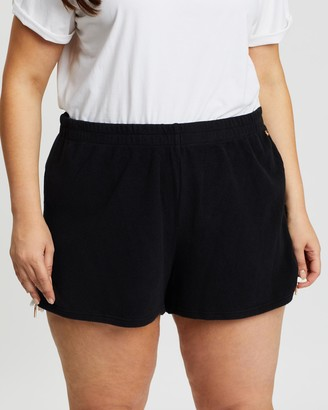 Volcom Lived In Lounge Fleece Shorts