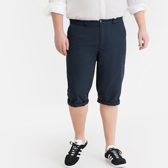 """La Redoute Collections Plus Cropped Trousers, Length 17.5"""""""