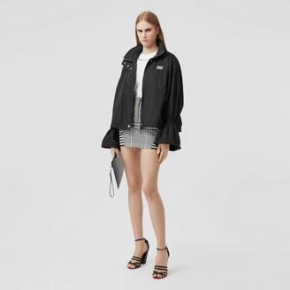 Burberry Packaway Hood Bio-based Nylon Jacket