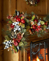 Mackenzie Childs MacKenzie-Childs Gala Christmas Garland