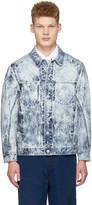 Blue Blue Japan Blue Cotton Jacket