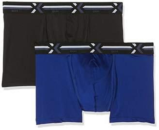 Dim Men's X-Temp Active Boxer X2 Shorts,(Size: 3) (Pack of 2)