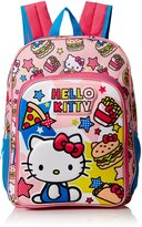 Hello Kitty Girls' Playground 16 inch Molded Eva Backpack