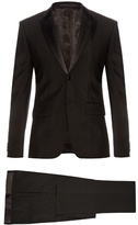 Givenchy Wool And Mohair-blend Tuxedo