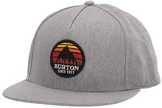 Burton Underhill Hat (Monument Heather) Caps