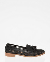 Le Château Perforated Round Toe Loafer