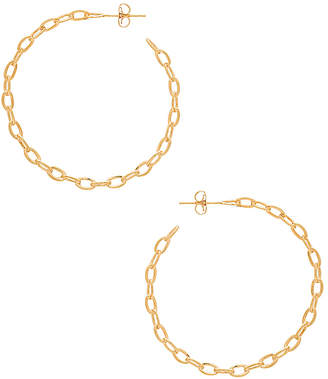 Five and Two jewelry Alicia Hoops