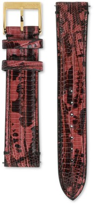 Gucci Grip tejus watch strap, 38mm