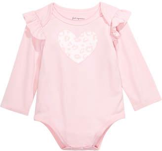 First Impressions Baby Girls Ruffled Bodysuit
