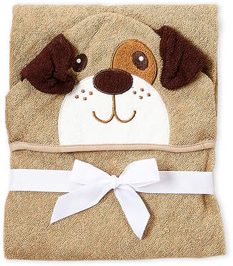Luvable Friends Newborn) Puppy Hooded Towel